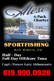 Alexes 6-Pack Sportfishing