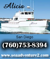 Alicia Sportfishing Charters out of H&M Landing