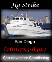 Southern california and san diego 1 2 day and 3 4 day for San diego private fishing charters