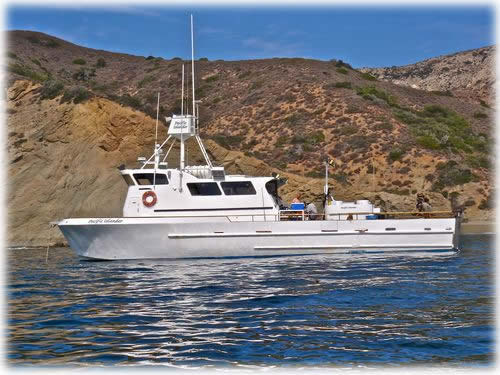 Featured charter Pacific Islander Sportfishing