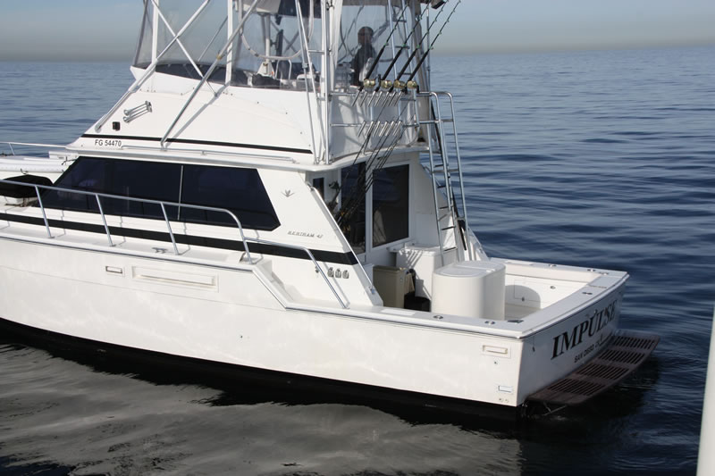 Impulse Sportfishing San Diego 6-pack Fishing Charter