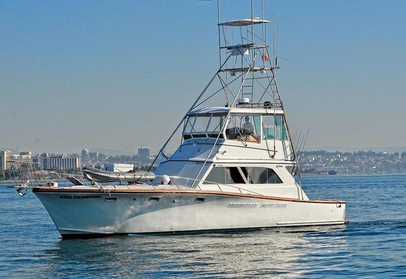 3,4,6-pack Fishing Charters San Diego - Sportfishing Trips